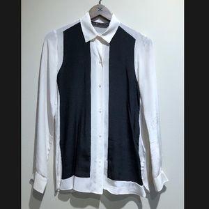 Zara Women's Long Sleeve Blouse